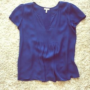 Joie - Beautiful Sapphire Blue Top!